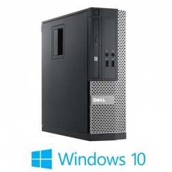 Calculatoare Refurbished Dell OptiPlex 3010 SFF, Dual Core G645, Win 10 Home