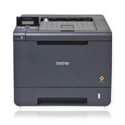 Imprimante Refurbished Laser Color Brother HL-4150CDN, Toner Full