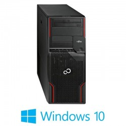 Workstation Refurbished Fujitsu CELSIUS W520, E3-1230 v2, Quadro K2200, Win 10 Home