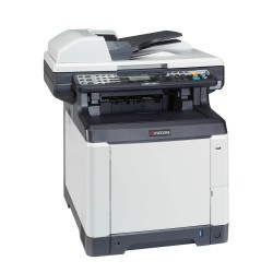 Multifunctionale Second Hand Color Kyocera ECOSYS M6526cdn, Toner Full