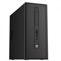 PC second hand HP ProDesk 600 G1 MT, Intel Core i3-4130 Gen 4, 8GB DDR3