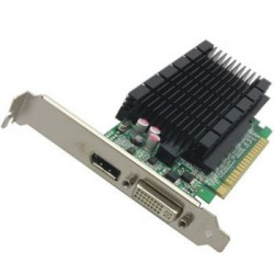 Placi video second hand NVIDIA GeForce 605 1GB DDR3 64-bit