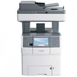 Multifunctionala second hand color LaserJet Lexmark X736de