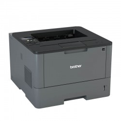 Imprimante Refurbished Laser Monocrom Brother HL-L5100DN, Toner Full