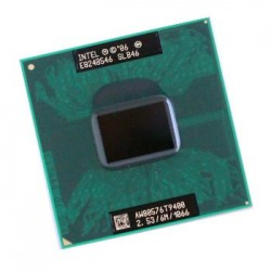 Procesor sh laptop Intel Core 2 Duo T9400 2.53GHz 6Mb Cache