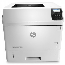 Imprimanta laser monocrom second hand HP Laserjet Enterprise M605dn, A4