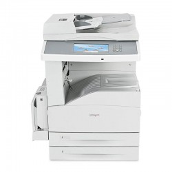 Multifunctionale A3 Refurbished Laser Monocrom Lexmark X862de