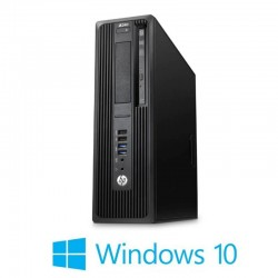 Workstation Refurbished HP Z240 SFF, Core i5-6400T, Quadro K620 2GB, Win 10 Home