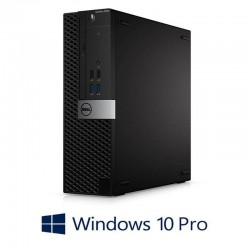 Calculatoare Refurbished Dell OptiPlex 3040 SFF, Core i5-6400T, 8GB, Win 10 Pro