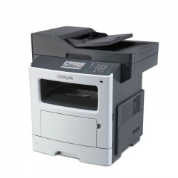 Multifunctionale Second Hand Monocrom Lexmark MX510de, Toner Full