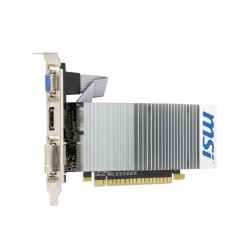 Placi Video Refurbished MSI GeForce 210 LP 1GB GDDR3 64-bit