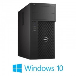Workstation Refurbished Dell Precision 3620 MT, i7-6700, Quadro K2200, Win 10 Home