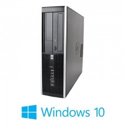 Calculatoare Refurbished HP Compaq 6200 Pro SFF, Intel i3-2120, Win 10 Home