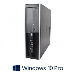 Calculatoare Refurbished HP Compaq 6200 Pro SFF, Intel i3-2120, Win 10 Pro