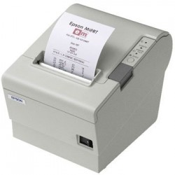 Imprimante termice second hand Epson TM-T88IV interfata de retea