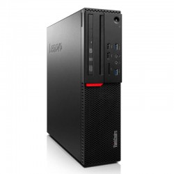 Calculatoare Second Hand Lenovo ThinkCentre M710 SFF, Intel Quad Core i5-7500