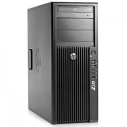 PC second hand HP Z210 Workstation MT, Xeon Quad Core E3-1225