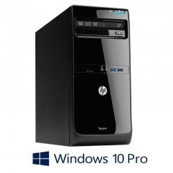 PC Refurbished HP Pro 3500 MT, Core i3-3220 Gen 3, Win 10 Pro