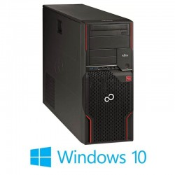Workstation Open Box Fujitsu CELSIUS W520, E3-1225 v2, SSD, Quadro K2000, Win 10 Home
