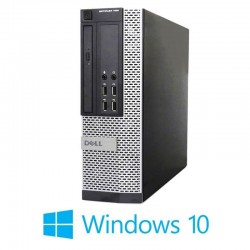 Calculatoare Refurbished Dell OptiPlex 790 SFF, Intel i5-2400, 8GB RAM, Win 10 Home