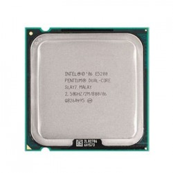Procesor second hand Intel Pentium Dual Core E5200 2,5 GHz