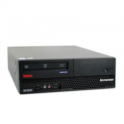 Calculatoare Second Hand Lenovo ThinkCentre M57 SFF, Core 2 Duo E8200
