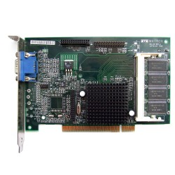 Placa Video Refurbished Matrox MGI G2+/MILP/8D/IBM 844-00 REV. A