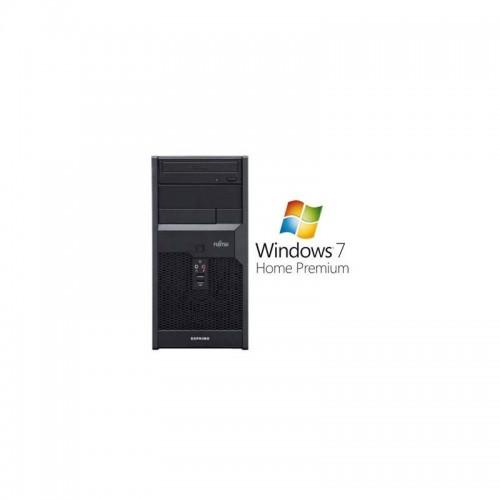 Calculatoare sh Fujitsu ESPRIMO E5730 DT, Core 2 Duo E7500