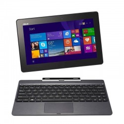 Laptop 2 in 1 Touchscreen SH Asus T100TA-DK002P, Quad Core Z3740, Webcam