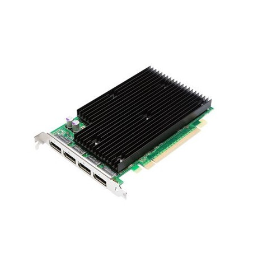 Placi video second hand Nvidia Quadro NVS 450 512MB DDR3 128-bit