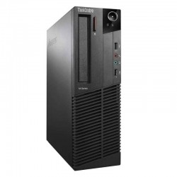Calculatoare Second Hand Lenovo ThinkCentre M73 SFF, Intel Quad Core i5-4570