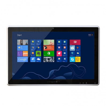 "All-in-One Touchscreen SH Cybernet H24x, Quad Core i5-4570T, Grad A-, 24"" Full HD"