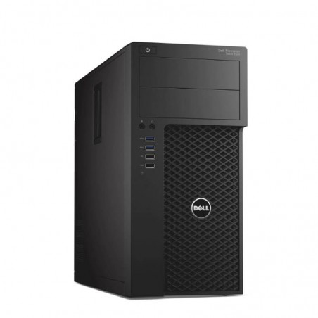 Workstation Second Hand Dell Precision 3620 MT, i7-6700, 32GB DDR4, Quadro K2200