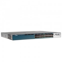 Switch Cisco Catalyst WS-C3560X-24P-S 10/100/1000Mbps PoE