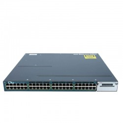 Switch Cisco Catalyst WS-C3560X-48PF-S 10/100/1000Mbps PoE