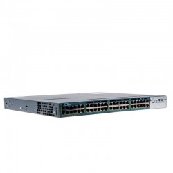 Switch Cisco Catalyst WS-C3560X-48P-S 10/100/1000Mbps PoE