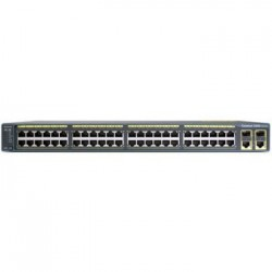 Switch second hand Cisco Catalyst WS-C2960-48PST-L