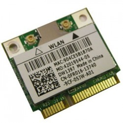 Placa wireless laptop Dell DW1397 802.11b/g