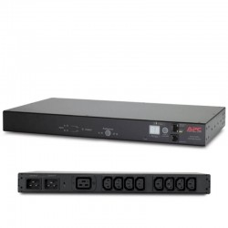 PDU Rack Transfer Switch Second Hand APC AP7723, 8 x C13 Out