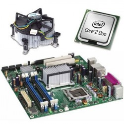 Placi de baza sh Intel DQ965GF, Intel Core 2 Duo E7200, Cooler