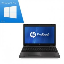 Laptop Refurbished HP ProBook 6570b, i3-3110M, Windows 10 Pro