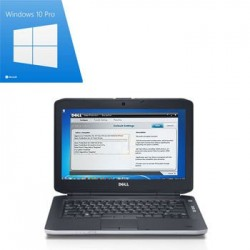 Laptop Refurbished Dell Latitude E5430, i3-3120M, Windows 10 Pro