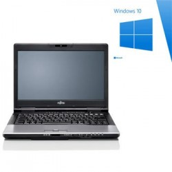Laptop Refurbished Fujitsu Lifebook S752, i3-2370M, Win 10 Home