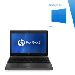 Laptop Refurbished HP ProBook 6570b, i5-3210M, Windows 10 Home