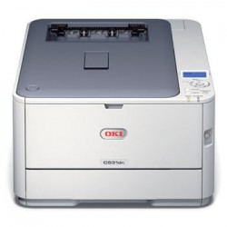 Imprimante second hand laserjet color OKI C531dn