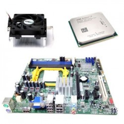 Placa de baza sh Acer RS880M05A1, AMD Athlon II X2 250, Cooler