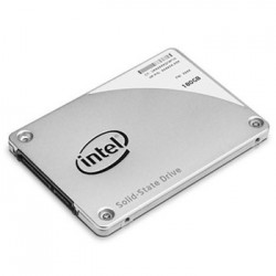 Hard disk second hand SSD Intel Pro 1500 Series 180Gb, Sata III