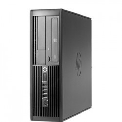 Calculator second hand HP Compaq 4000 Pro SFF, Core 2 Duo E6600