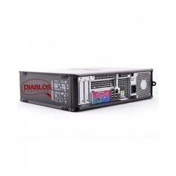 PC Refurbished HP Pro 3305 MT, AMD Athlon II X2 260, Win 10 Pro