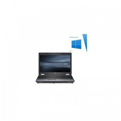 Laptop Refurbished HP ProBook 6360b, i3-2350M Gen 2, Win 10 Pro